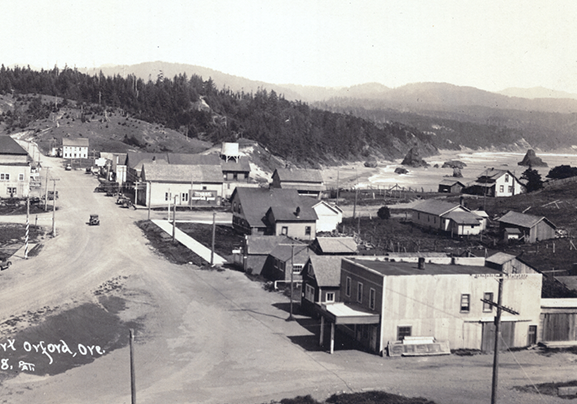 Port Orford Historical Photos